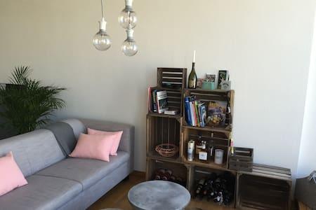Schöne Wohnung für Dich alleine, nähe Luzern. - Appartement