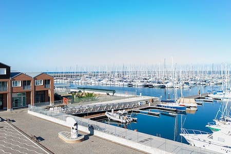 Charming 2bdr apt w/balcony - Marina di Ravenna - Wohnung