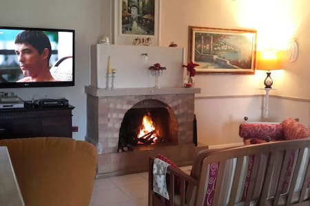 Cozy elegant and Quiet Cottage - Cassino - Villa