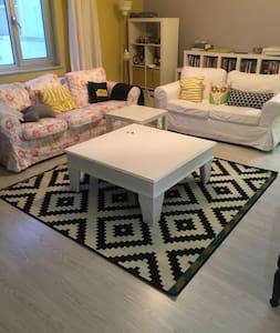 Huzur, Tatil, Eğlence - Apartment
