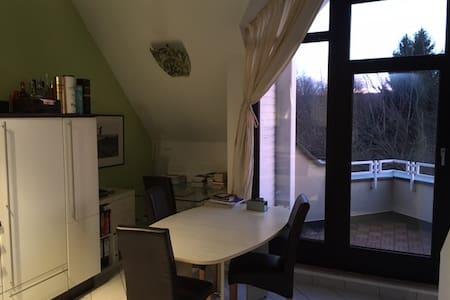 2,5 Zimmer Maisonett mit KAMIN - Stuttgart - Appartement