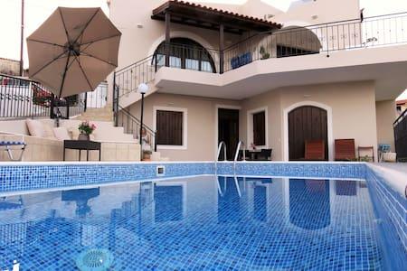 Elia Villas - Drias Villa Nobby House in Crete - Elea - Villa