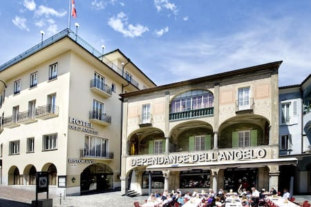 Dependance Piazza Grande - Double - Bed & Breakfast