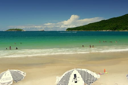 Conforto a dois passos do paraíso - Florianópolis - Huoneisto