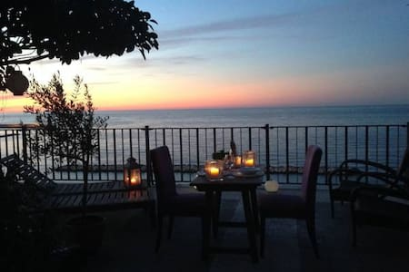 luxury attico sul mare - Bari - Loft