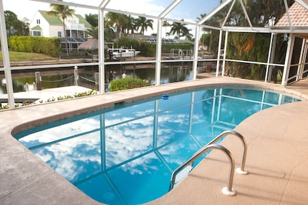 Marco Island, FL Waterfront House - Marco Island - Rumah