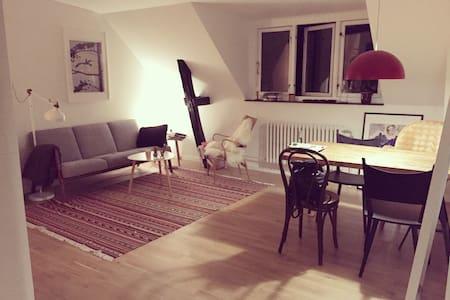 Charming studio apartment for two - København - Apartment