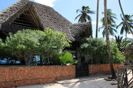 Mwani Lodge Zanzibar - Villa