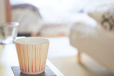 Japanese Style Apartment, Easy Access to Dotonbori - Flat