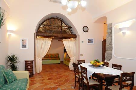 """""""La casa del saraceno""""Amalfi Centro - Flat"""