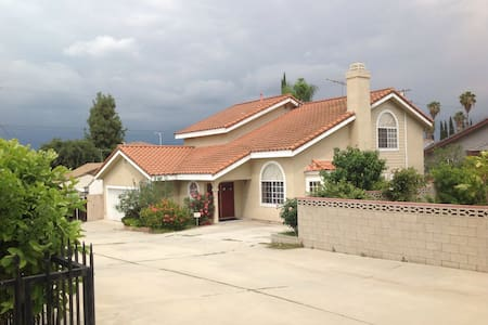 New masteroom / private parking (A) - Rosemead