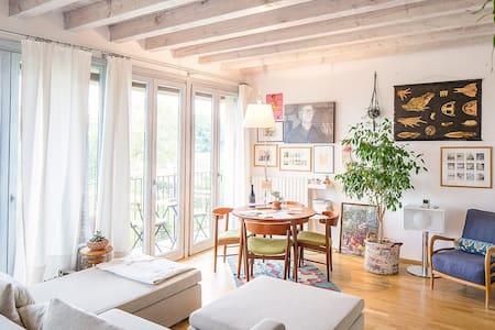 Cozy & sunny apartment in Franciacorta Wine Region - Bornato
