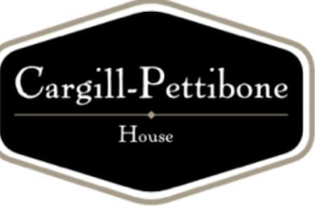 Cargill-Pettibone  - Ellen Cargill's Room - La Crosse - Bed & Breakfast