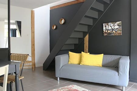 petite maison de charme de 50 m2 - Écully - House