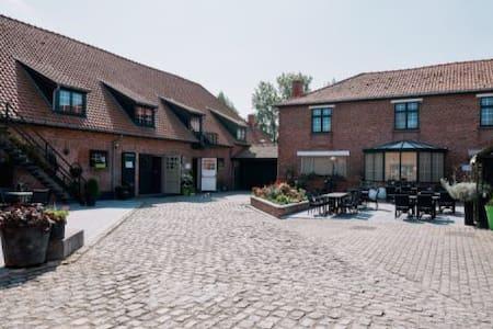 Maison à la campagne jusque 30 pers - Dům