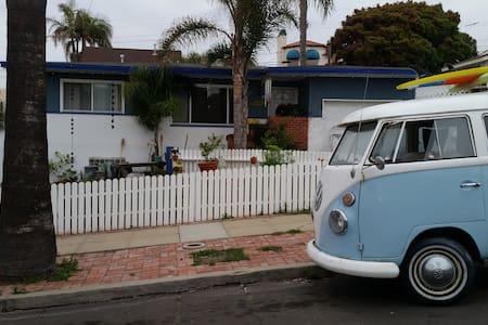 Cute Studio in Sunset Cliffs Home. - San Diego - Ház