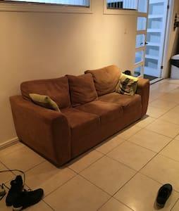 Couch + Commodities - Santa Ana - Apartmen
