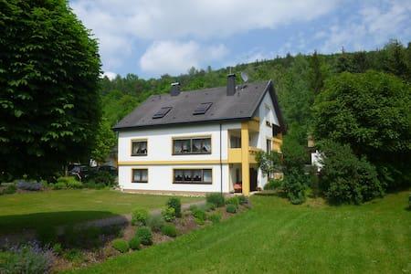Im Herzen der Fränkischen Schweiz - Appartement