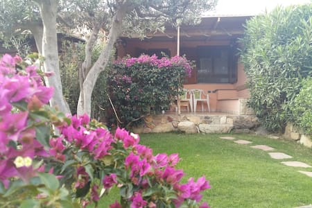 Charming cottage at 300 m from the sea - Villasimius - Villa