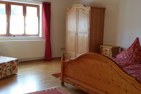 Großzügige Ferienwohnung frisch renoviert - Apartamento