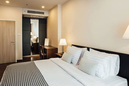 One bedroom fully furnished in the center of BKK - Bangkok - Wohnung