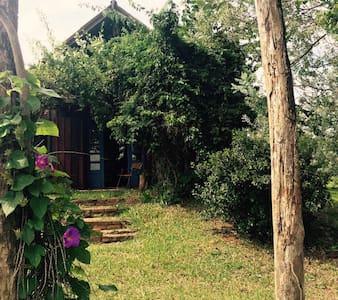 Refúgio no meio da natureza - Eldorado do Sul