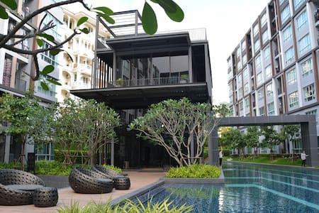 Garden-side Condo @ Kathu Phuket - Flat