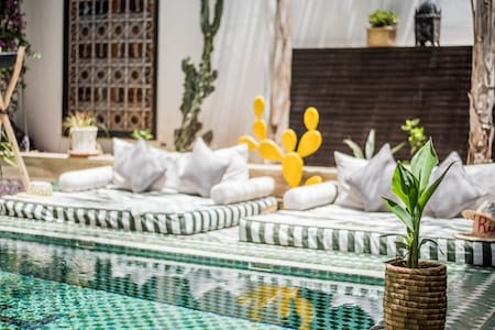 Suite Riad-Home away from home 2/3pers. - Marrakesh - Bed & Breakfast