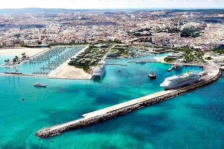 5min from AIRPORT!! tanger 10min beach!! - Tanger - Apartment