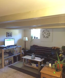 Cozy basement apartment - Kingston - Appartement