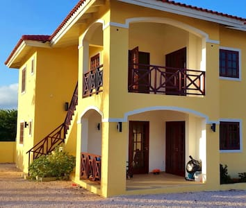 Seru Grandi Resort Curacao - Grote Berg