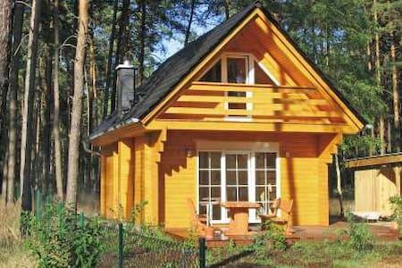 Ferienhaus am kleinen Werbellinsee - Chatka
