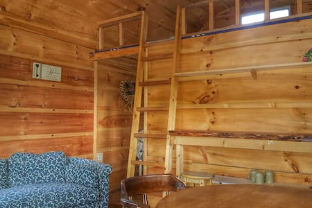 Charming Private Cabin-(Glamping) - Redwood - 小木屋