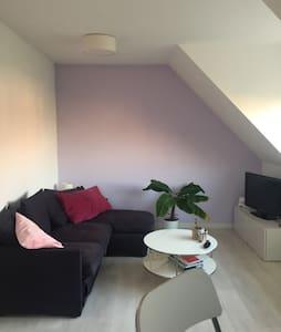 Wohnung in Wittenbeck (Strandnähe) - Wittenbeck - Leilighet