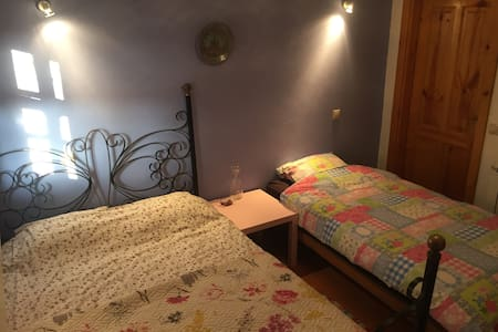 B&B Horse & Move Garrano, Double bedroom 3 person - Ház