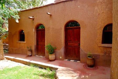 Chambres au coeur de la Palmeraie - Ouarzazate - Pousada