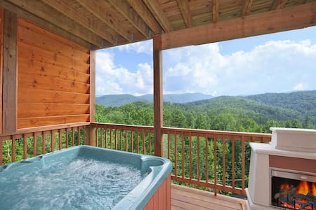 Whispering Creek - Gatlinburg - Cabin