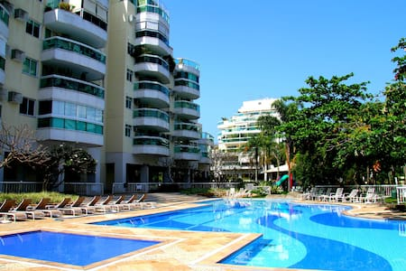 Paradiso All Suites Barra da Tijuca - Rio de Janeiro - Apartment