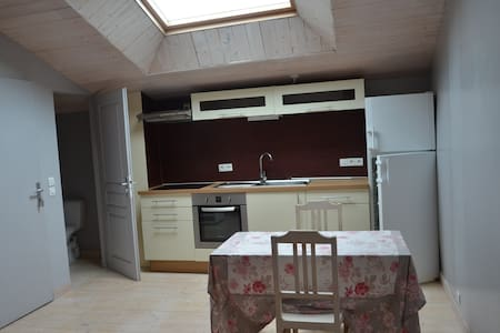 Appartement à 20 min de La Rochelle,venise verte - Wohnung