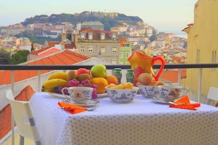Lisbon City - Daire