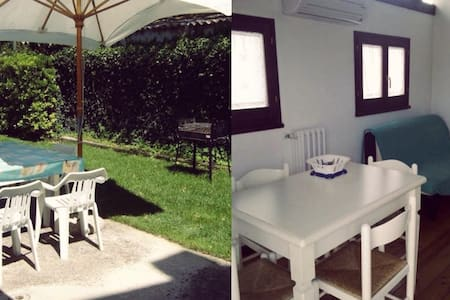Charming small house 200m from the sea! - Haus