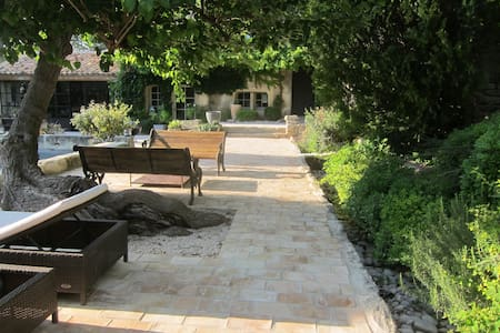 Mazet in the heart of the Provence - La Barben