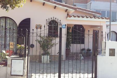 HABITACION DOBLE CON BAÑO PRIVADO - Villa Carlos Paz