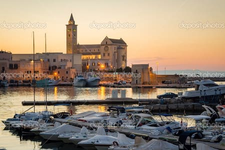Beautiful view over the cathedral - Trani - Appartement