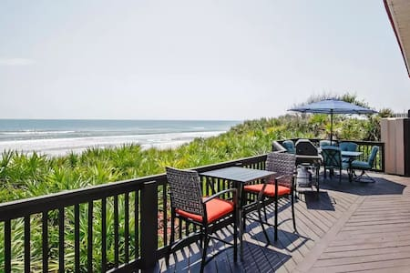 Magnificent 3BR Flagler Beach House - Flagler Beach - House