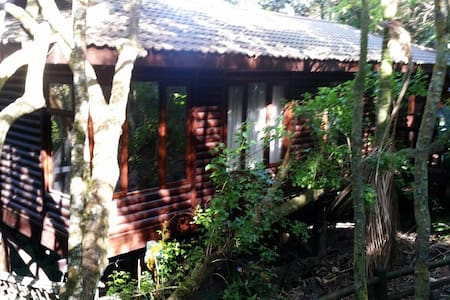 Knysna Paradise Cabin awesome views - Kabin