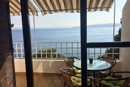 Makarska Riviera, ocean view oasis! - Krvavica