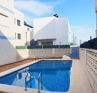 Casa de verano perfecta para familias en Miramar - Huis