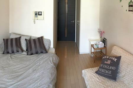Only 5min to Namba! Near Dotonbori! - Appartement