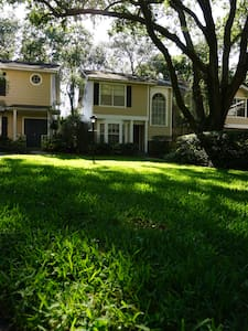 Charming 3BR Townhouse in Palm Harbor!!! - Palm Harbor - Ház